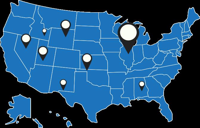 Warren Industries Inc Location