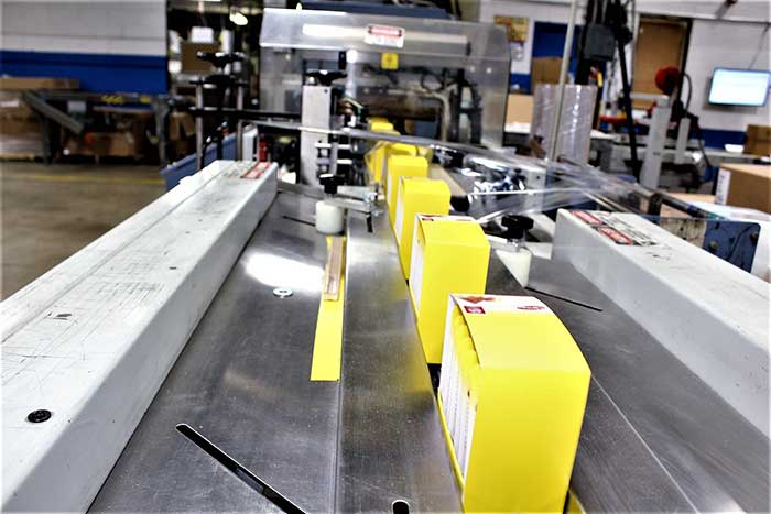 Shrink Wrapping Warren Ind Packaging