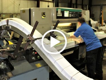 Card Deck Production Bindery