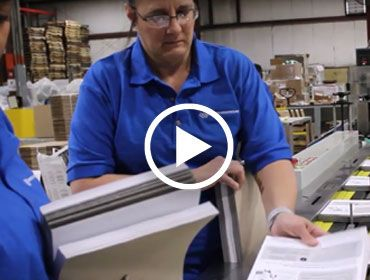 contract packaging, bindery and fulfillment solutions