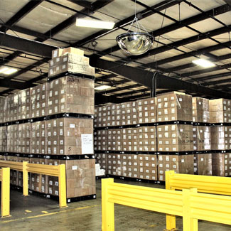Inventory Management - Warren Industries Inc