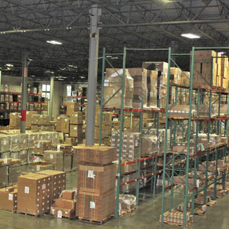 Warehousing Management - Warren Industries Inc