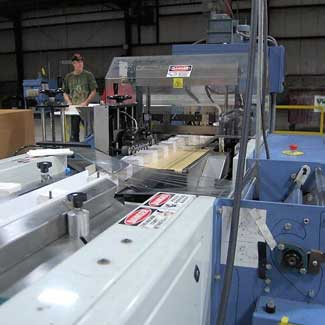 Shrink Wrapping - Warren Industries Inc